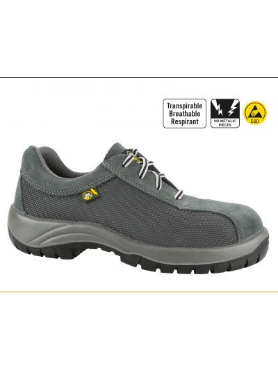 Zapato seguridad no metálico