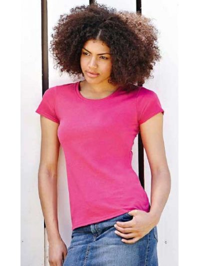 Camiseta mujer algodón