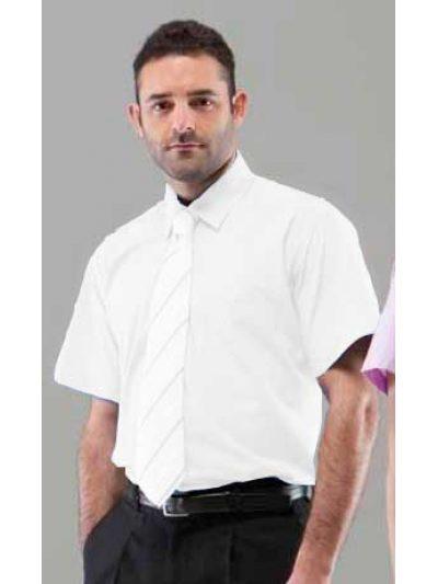 Camisa 1 bolsillo básica manga corta