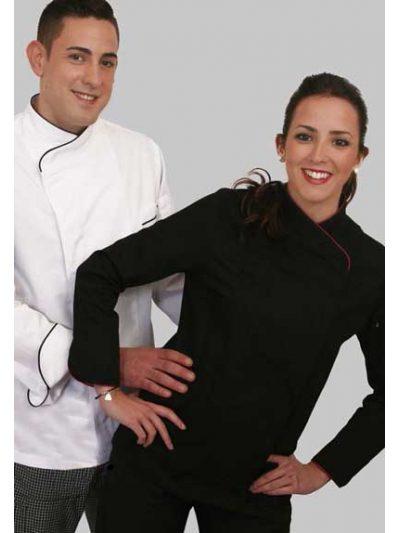 Chaquetilla cocina espalda transpirable hombre/mujer
