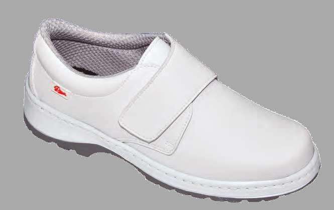 Zapato antideslizante cocina