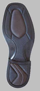 Zapato piel cordón caballero suela