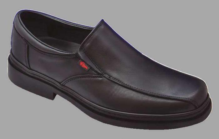 Zapato piel caballero