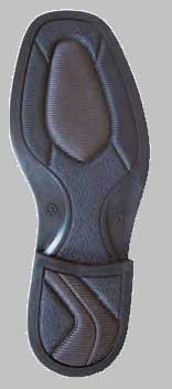 Zapato piel caballero suela