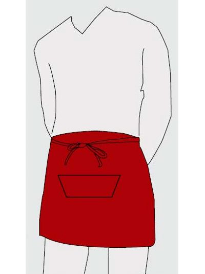 delantal-camarero-bolsillos-burdeos