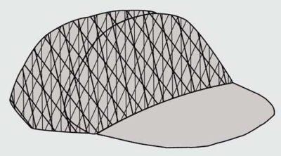 gorra-rejilla-visera-negra
