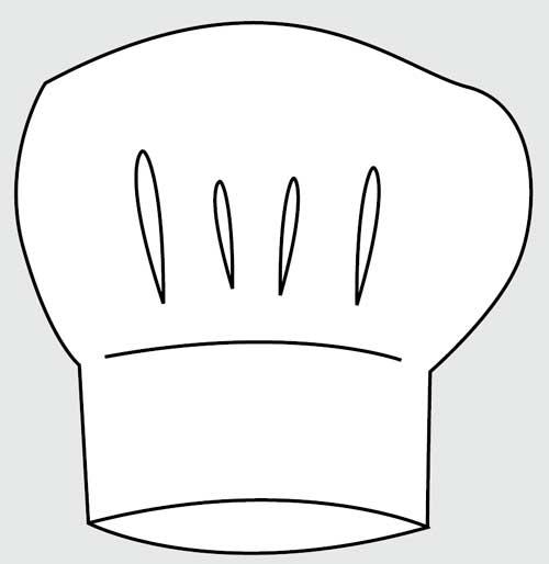 gorro-champiñon-cocinero