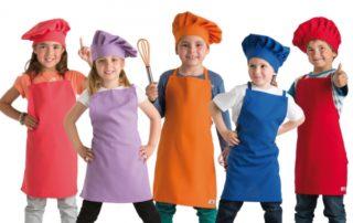 conjunto cocinero infantil