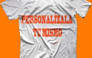 diseñador de camiseta personalizada