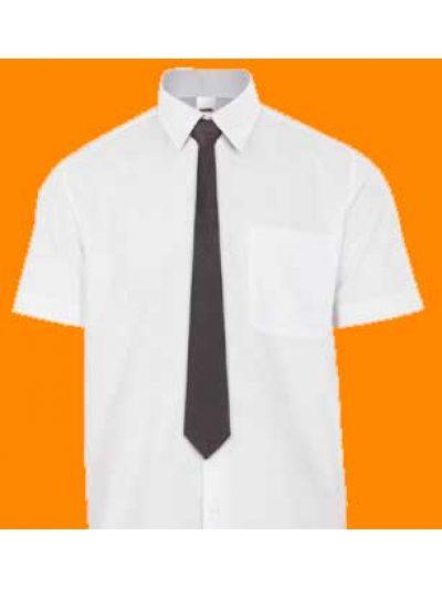corbata sin goma lisa