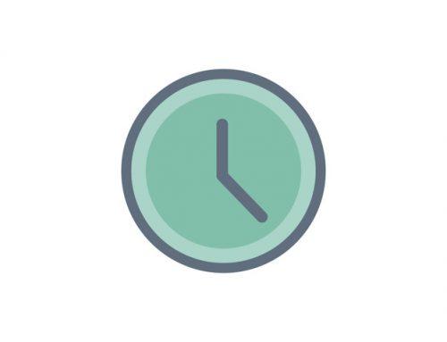 Los VIERNES cambiamos nuestro horario