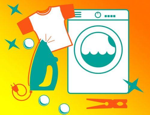 5 Buenas prácticas para lavar tu ropa laboral y personalizada.